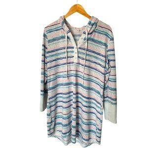 Ande pajamas hoodie top size XL